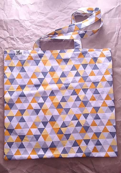Nákupná taška Geometria 4