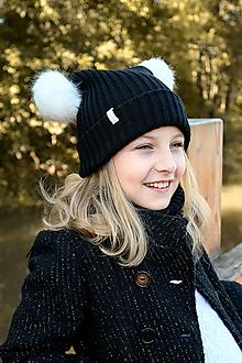 """Detské čiapky - Detská čiapka, """"Danka"""", OEKO-TEX®, rôzne farby - 12480791_"""