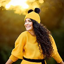 Čiapky - Dámska čiapka Janka, OEKO-TEX®, rôzne farby - 12480993_