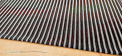 Textil - Kostýmovka - Pásy Multicolor - cena za 10 cm - 12483358_