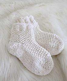 Obuv - Ponožky - 12481729_