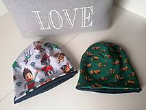 Detské čiapky - Detská čiapka - 12478811_