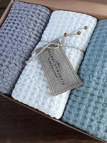 Úžitkový textil - Darčeková sada Gift Set II - 12483043_