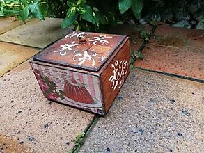 Krabičky - na sladkosti - 12481649_