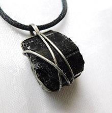 Šperky - Prívesok s turmalínom § ANSGAR § - 12487846_