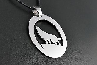 Náhrdelníky - Vlk - 12489138_
