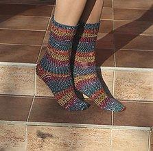 Obuv - Vlnené ponožky, aby nôžkam zima nebola - 12492805_