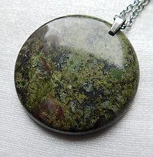 Náhrdelníky - Dračí kameň - 12490705_