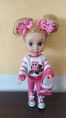 Hračky - Sovička oblečenie pre bábiku. - 12491856_