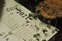 Papiernictvo - Kalendár A3 záhrada - 12494262_