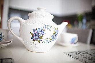Nádoby - Čajník veľký - 1,8 litra - 12489993_