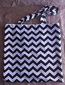 Nákupné tašky - Nákupná taška Geometria 5 - 12494609_