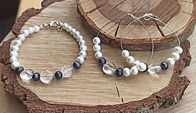 Sady šperkov - SETIK nám dodáva energiu pri nedostatku vápnika vyjasňuje pocity a záporné emócie, podporuje zároveň fyzickú očistu a vy - 12495773_