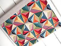 Papiernictvo - Geometrický fotoalbum - 12497879_