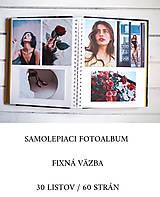 Papiernictvo - Geometrický fotoalbum - 12497891_