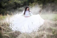 Sukne - madeirová sukňa Sága krásy - 12495176_