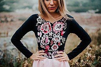 Šaty - madeirové šaty Poľana - 12495501_