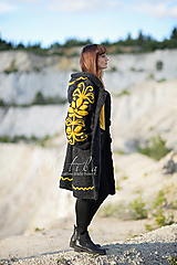 Kabáty - Kabát Constance - 12498453_