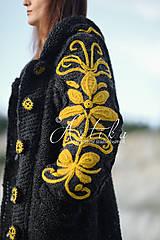 Kabáty - Kabát Constance - 12498483_