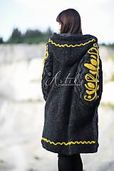 Kabáty - Kabát Constance - 12498495_