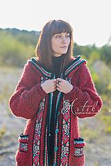 Kabáty - kabátik Desiré - 12498669_