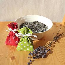 Potraviny - Vrecúška so sušenou levanduľou - 12498769_