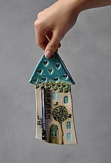 Obrázky - teplomer v tvare domu - 12497501_