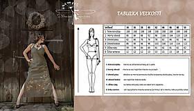 Šaty - Šedé ľanové  vyšívané šaty Pohorelské kvety - 12499539_