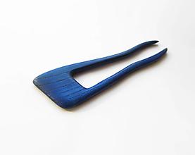 Ozdoby do vlasov - Drevená ihlica do vlasov - 12502010_