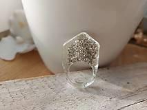 Prstene - Prstienok živicový - 12505108_