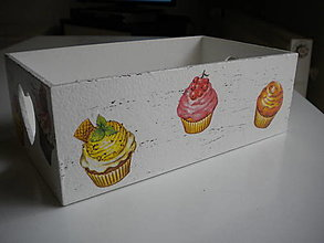 Krabičky - Krabička na ingrediencie - 12503327_