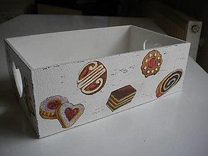 Krabičky - Krabička na ingrediencie - 12503391_