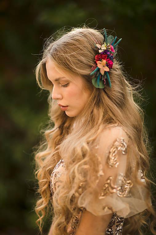 """Kvetinový hrebienok """"tajomné zákutia duše"""""""