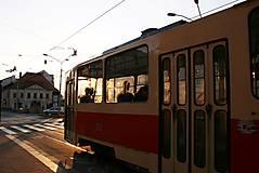 Fotografie - Električka do stanice Nádej - 12504007_