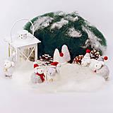 Dekorácie - Vianočná ovečka - 12503522_