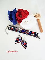 Sady šperkov - Folklórna sada - 12503790_