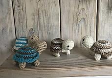 Hračky - Mini korytnačka - 12506714_