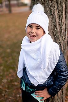 """Detské čiapky - Detská čiapka, """"Nataša"""", OEKO-TEX®, rôzne farby - 12506954_"""