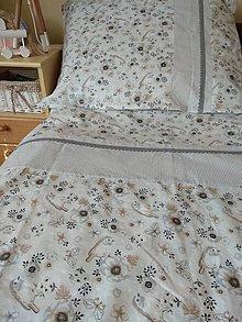Úžitkový textil - POSTEĽNÉ OBLIEČKY - 12508633_