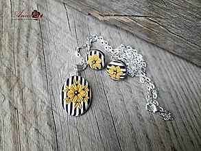 Sady šperkov - Súprava Silvia - 12507180_