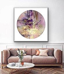 Obrazy - Lavender dream - 12508522_