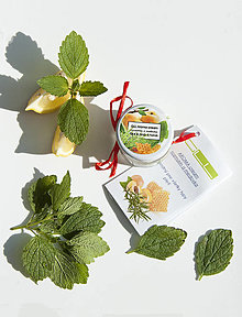 Drogéria - Aroma krém rozmarín a medovka 30ml - 12505641_