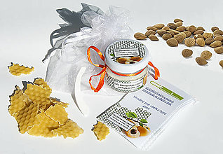 Drogéria - GLL Elementary krém marhuľa a včelí vosk (30ml) - 12505649_