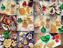 Pomôcky - Vianočné vykrajovačky  - 12507617_