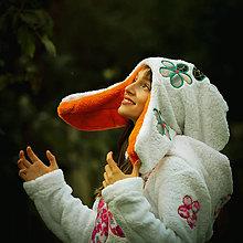 Čiapky - Origo čiapka kvety  - limit - 12507210_