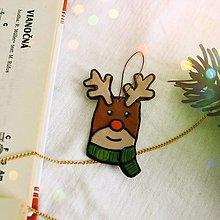 Dekorácie - ★ Vianočná ozdoba cartoon - sob - 12508313_