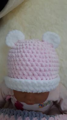 Detské čiapky - Decká čiapka - 12509626_