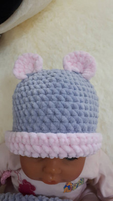 Detské čiapky - Decká čiapka - 12509642_