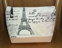 """Taštičky - Taštička """"Paríž"""" (1) - 12512724_"""