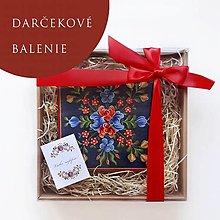 Krabičky - Ručne maľovaná šperkovnica - darčekové balenie - 12514067_